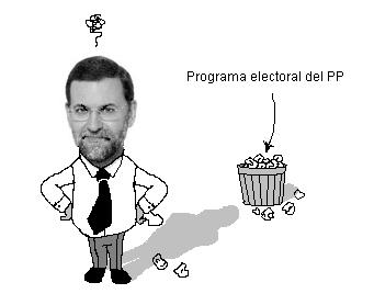 Rajoy y sus ideas